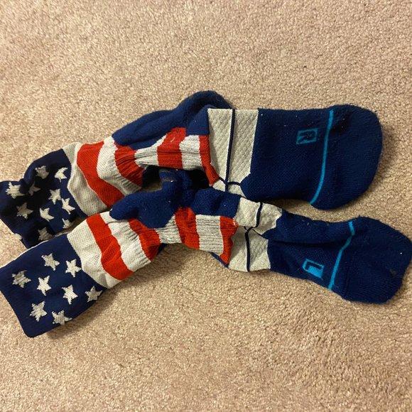 Stance USA America Themed Socks